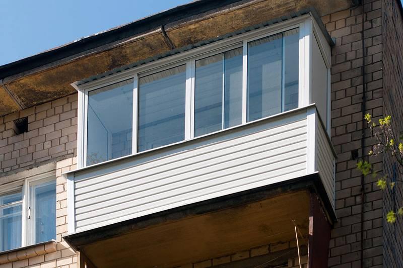 Остекление балконов недорого, окнами пвх, деревянн завидные .