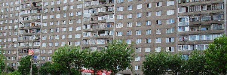 Остекление трехметрового балкона многоподъездные девятиэтажные панельные дома.