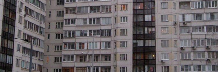 Остекление балконов и лоджий в доме п-55м: размеры, цена в м.